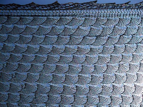 Rathtrevor: Stitch Detail